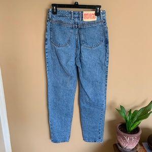BONGO Vintage 90s High Waisted Mom Jeans